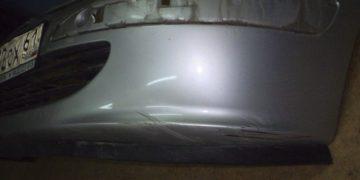 Ремонт бампера Peugeot 307