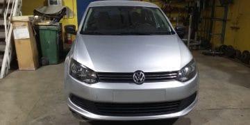 Кузовные работы Volkswagen Polo